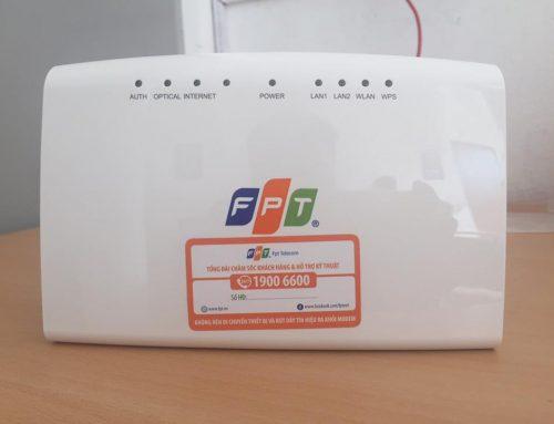 Modem WiFi G97D2