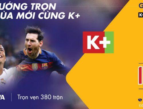 Gói K+ HD