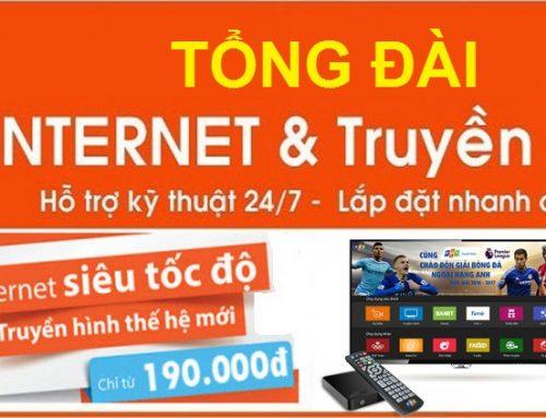 FPT Telecom Quận Tân Phú : Miễn phí lắp đặt mạng internet FPT