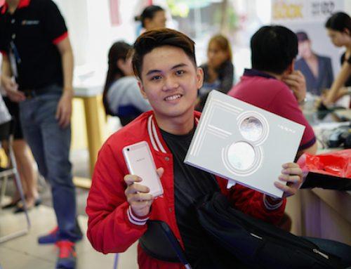 Điện thoại OPPO F3 đạt doanh số kỷ lục trong 1 ngày mở bán