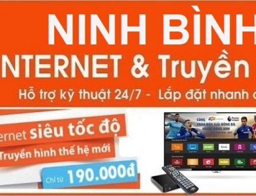 Lắp mạng FPT tại Huyện Kim Sơn , tỉnh Ninh Bình