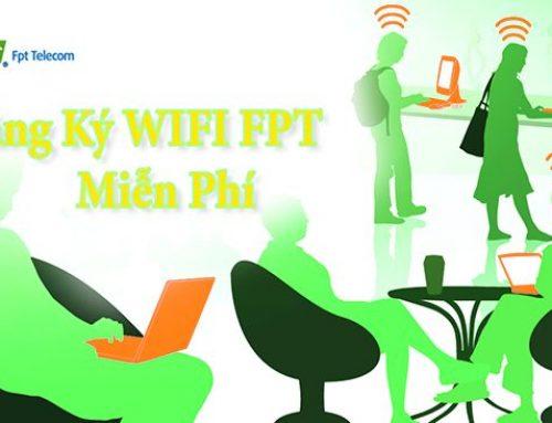 Lắp mạng Wifi FPT tại Quận Tây Hồ , Hà Nội