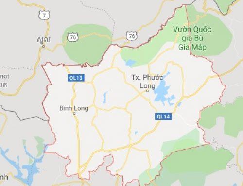 Lắp mạng FPT tại Bình Phước