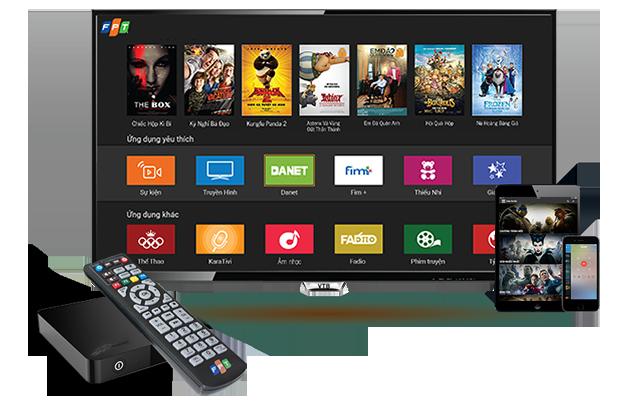 Lắp đặt truyền hình FPT , ưu đãi giảm cước internet cực sốc