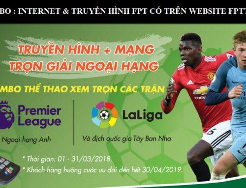 FPT Đà Nẵng : Miễn phí Lắp đặt truyền hình cáp quang FPT