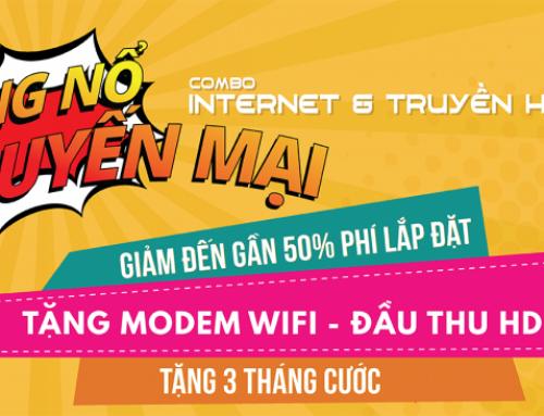Lắp mạng FPT Huyện Ninh Hải