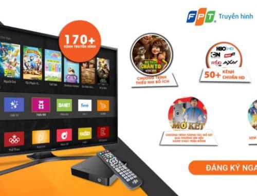 Lắp đặt truyền hình FPT Quận Hai Bà Trưng , Hà Nội