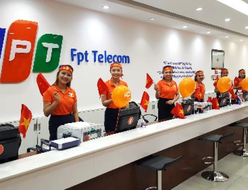 Văn phòng giao dịch FPT Telecom Hải Phòng