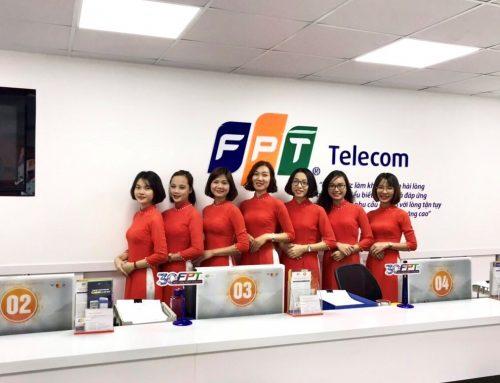 FPT Telecom Hà Nội chuyển VPGD từ Hoàng Quốc Việt về 154 Khuất Duy Tiến