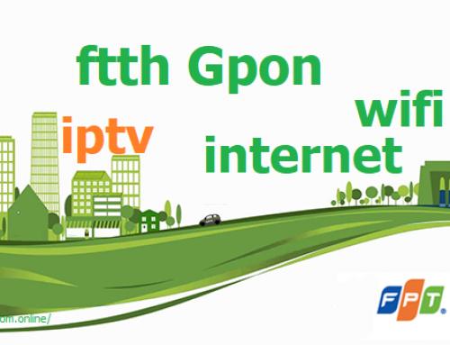 Lắp mạng FPT TP.Tân An – Tỉnh Long An