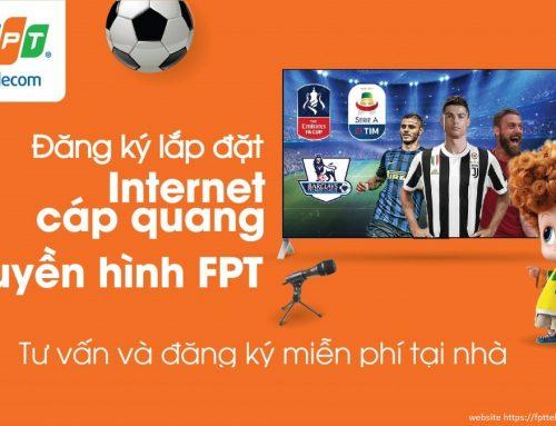 Khuyến mại cực sốc khi lắp mạng FPT xã Thanh Lâm , Huyện Mê Linh , Hà Nội