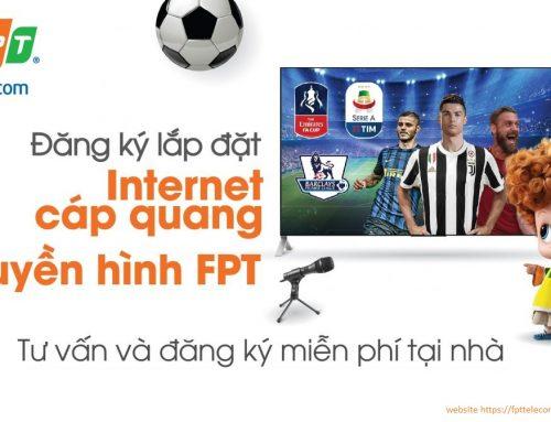 Đăng ký lắp mạng internet FPT tại huyện Đông Hưng , Thái Bình