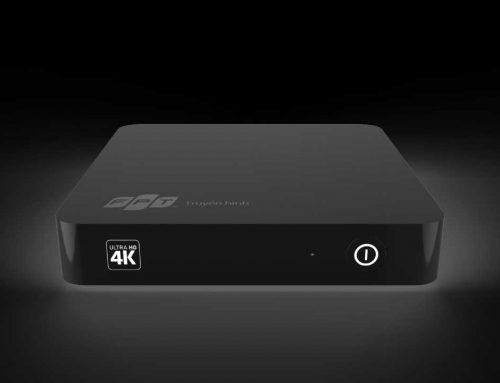 FPT Telecom khuyến mại miễn phí đầu thu 4K khi đăng ký truyền hình