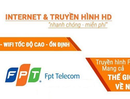 Đường truyền FPT gồm những gói cước gì?