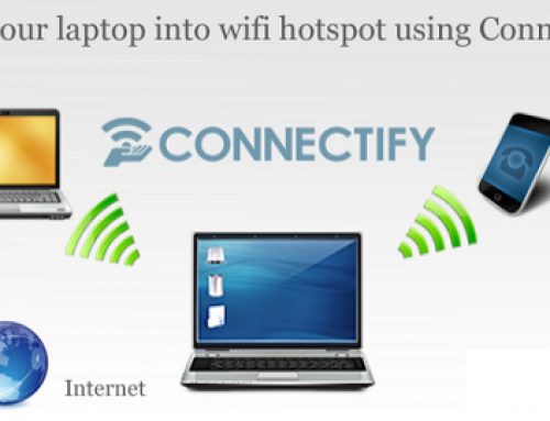 ứng dụng MyPublicWiFi hỗ trợ phát wifi từ máy tính xách tay – laptop