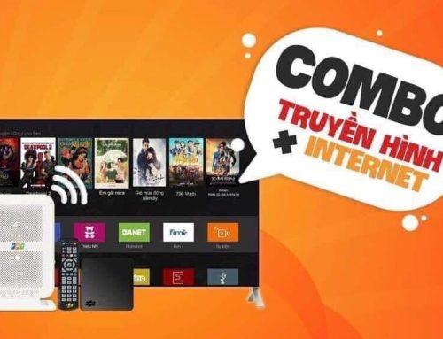 khuyến mại đặc biệt combo internet và truyền hình fpt giá rẻ