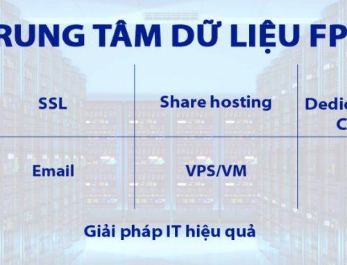 Giới thiệu trung tâm dữ liệu FPT