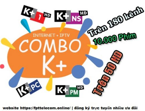 Combo thể thao K+ 2019
