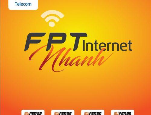 Bảng báo giá internet cáp quang FPT