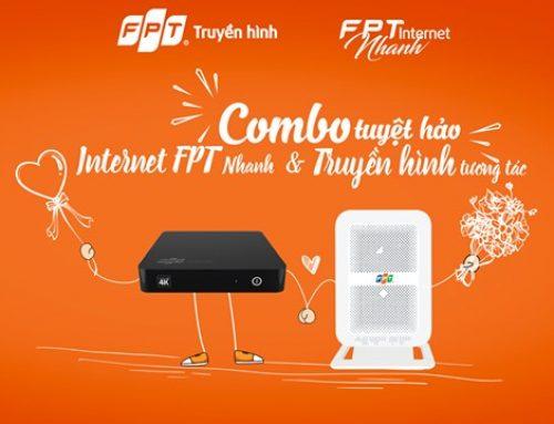 Khuyến mại lắp mạng FPT tháng 8 – 2019 – Tặng Voucher miễn phí 1 tháng combo
