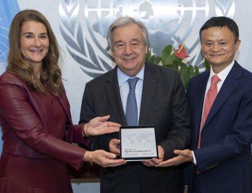 Jack Ma: 'Internet quan trọng hơn điện của thế kỷ 20'