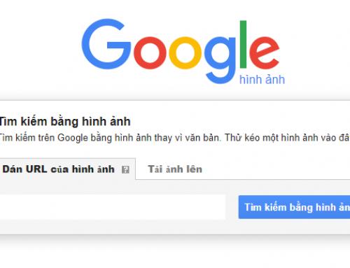 Hướng dẫn cách tìm kiếm hình ảnh đã có trên google