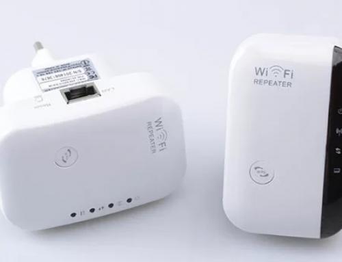 Cách lựa chọn mua bộ kích sóng Wi-Fi ( Wi-Fi repeater )