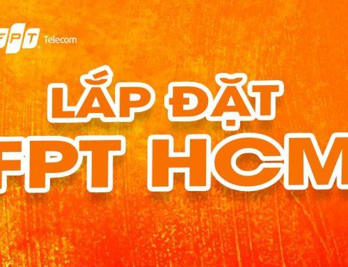 Lắp đặt internet TP.HCM | Cáp quang FPT giá siêu rẻ
