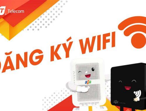 Fpt Telecom khuyến mại lắp mạng wifi FPT giá rẻ tại Hà Nội