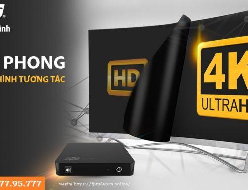 Hải Phòng : Khuyến mại lắp mạng FPT & truyền hình FPT giá cực sốc