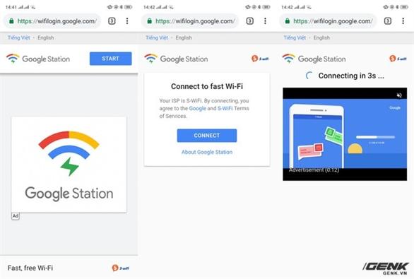 Có mạng ổn định thì người dùng mới tạo ra doanh thu quảng cáo cho Google được chứ.