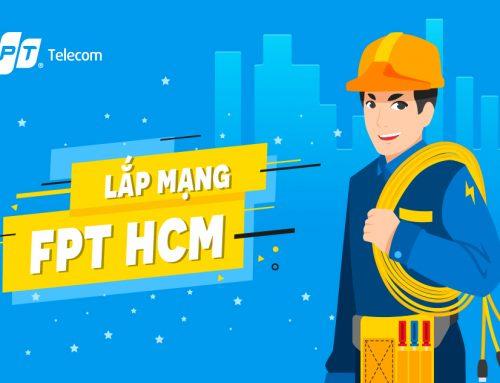 Lắp mạng FPT tại Hoàng Văn Thụ , Tân Bình , HCM