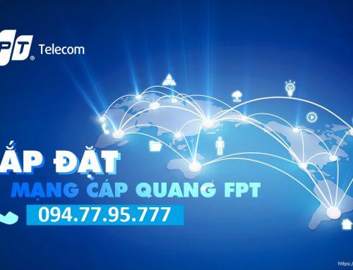 Lắp mạng FPT Huyện Củ Chi – HCM