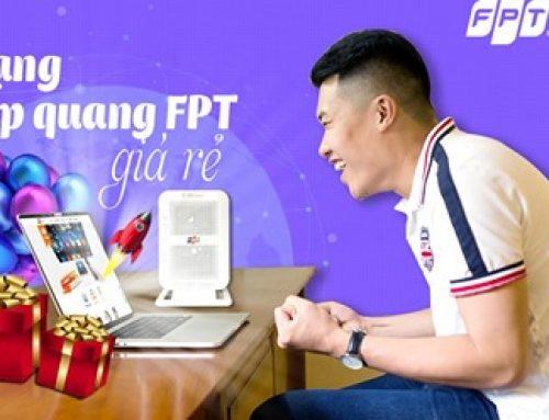 Bắt đầu kinh doanh lắp mạng internet giá rẻ FPT có điểm gì lợi ?