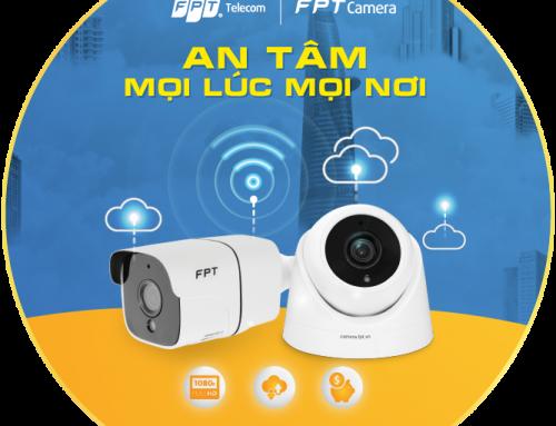 Lắp đặt camera giám sát FPT miễn phí lắp đặt 100% – Khuyến mại cực sock
