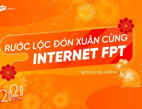 Khuyến mại lắp mạng FPT Hà Nội 2020