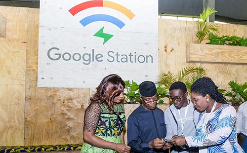 Google ngừng cung cấp dịch vụ Wi-Fi miễn phí Station do khó triển khai. Ảnh:Google.
