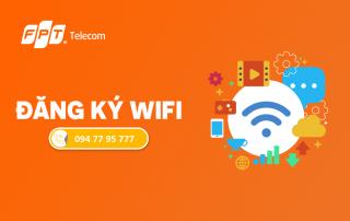 Đăng ký wifi FPT giá rẻ