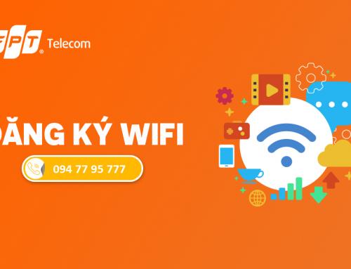 Lắp đặt internet Wifi FPT tại Hàm Thuận Bắc , Bình Thuận