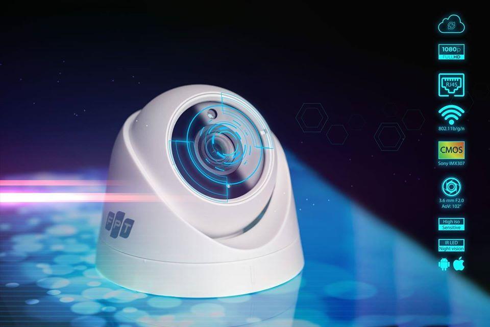 Dịch vụ lắp đặt camera FPT - ưu đãi đặc biệt dành cho khách hàng sử dụng internet FPT