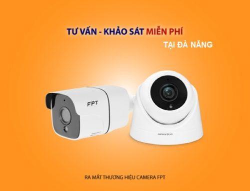 Lắp đặt Camera giám sát FPT khu vực TP Đà Nẵng miễn phí