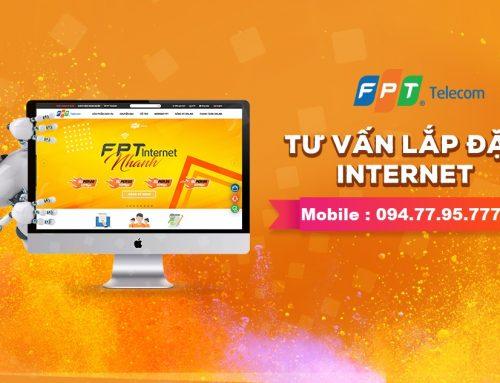 FPT Telecom Hà Nội khuyến mại lắp mạng FPT khu vực Thanh Trì