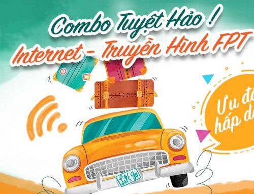 FPT Telecom khuyến mại lắp mạng internet tại Kim Tiên , Xuân Nộn