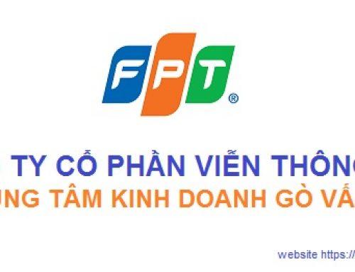 Đăng ký internet FPT tại Gò Vấp , HCM – Khuyến mại vô cùng hấp dẫn