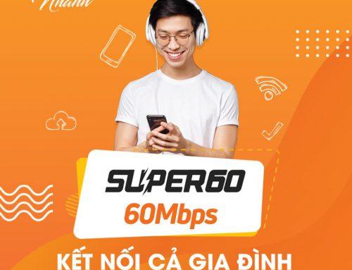 Gói cước internet S60 FPT