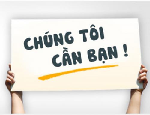 Tuyển nhân viên kinh doanh huyện Sóc Sơn , Hà Nội
