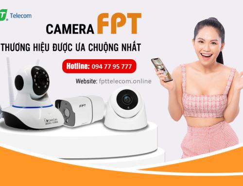 Chi phí lắp đặt camera thông minh FPT