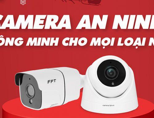 FPT Telecom Đông Anh : Lắp camera thông minh FPT cho cửa hàng tại Huyện Đông Anh