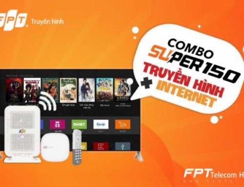 Khuyến mại lắp đặt internet cáp quang & truyền hình FPT Vân Nội